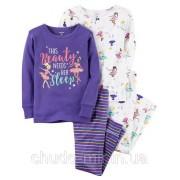 Пижама для девочки Carter's (Картерс)