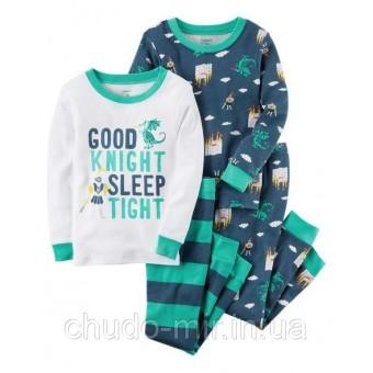 Пижама для мальчика Carter's (Картерс)