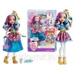 Кукла Ever After High Меделин Хеттер Madeline Hatter Powerful Princess Tribe серия Могущественные принцессы