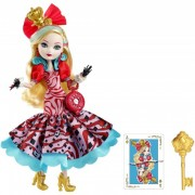 Кукла Эвер Афтер Хай Эппл Вайт из серии Дорога в страну чудес