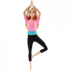 Кукла Барби Безграничные движения Йога Блондинка