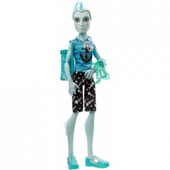 Кукла Монстер Хай Гил Уэббер из из Пиратской серии Кораблекрушение