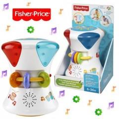 Игрушка-барабан 2 в 1 Fisher-Price