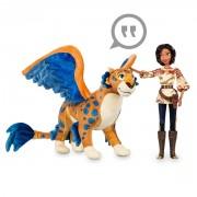 Кукла Елена из Авалора Disney и говорящий Скайлар