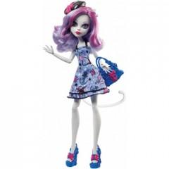 Кукла Монстер Хай Катрин Де Мяу из Пиратской серии Кораблекрушение