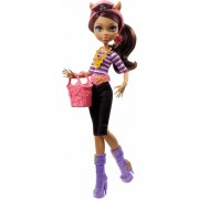 Кукла Монстер Хай Клодин Вульф из Пиратской серии Кораблекрушение