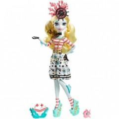 Кукла Монстер Хай Лагуна Блю из Пиратской серии Кораблекрушение